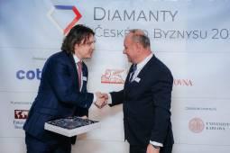 Diamanty Českého byznysu 2020