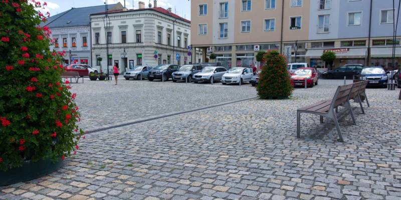 Náměstí v Litovli