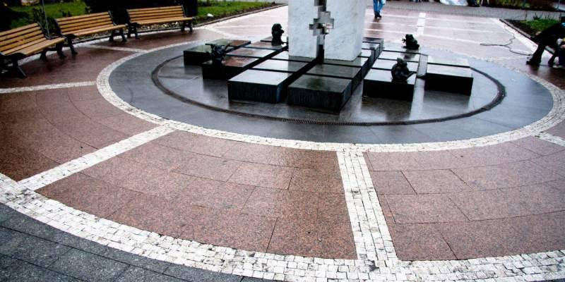 Náměstí T. G. Masaryka v Bohumíně